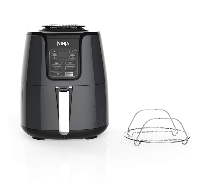 Air Fryer - Meet the Ninja Air Fryer, a fast and easy way to cook your favorite foods. Cook and crisp your favorite foods, like 2 lbs. of French fries!