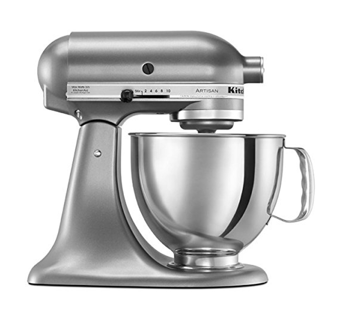 Stand Mixer - This Artisan Stand Mixer is a factory reconditioned tilt head mixer designed to give easy access to the mixing bowl and beaters.