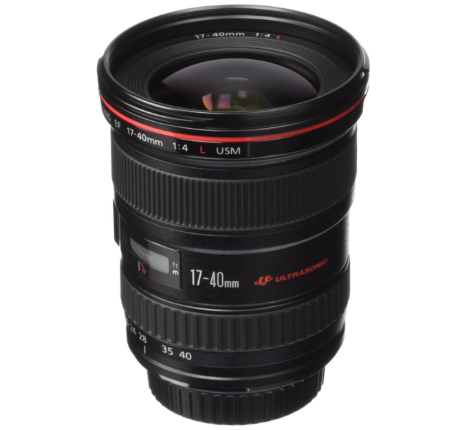 Wide Lens - Broaden your perspective with the Canon EF 17-40mm ultra-wide-angle zoom lens. Ideal for both film and digital SLR cameras.