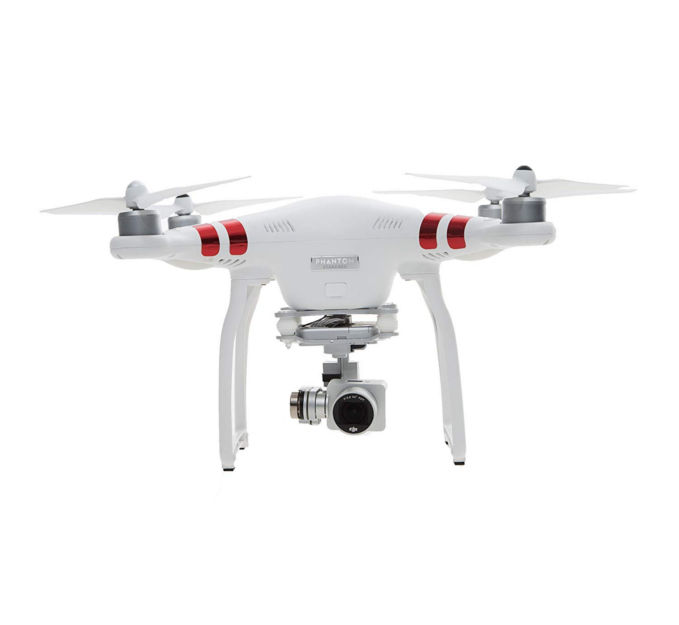 Drone - With the all-in-one ready to fly design and simple GPS- assisted flight, the Phantom 3 Standard lets you focus on taking great pictures and videos.