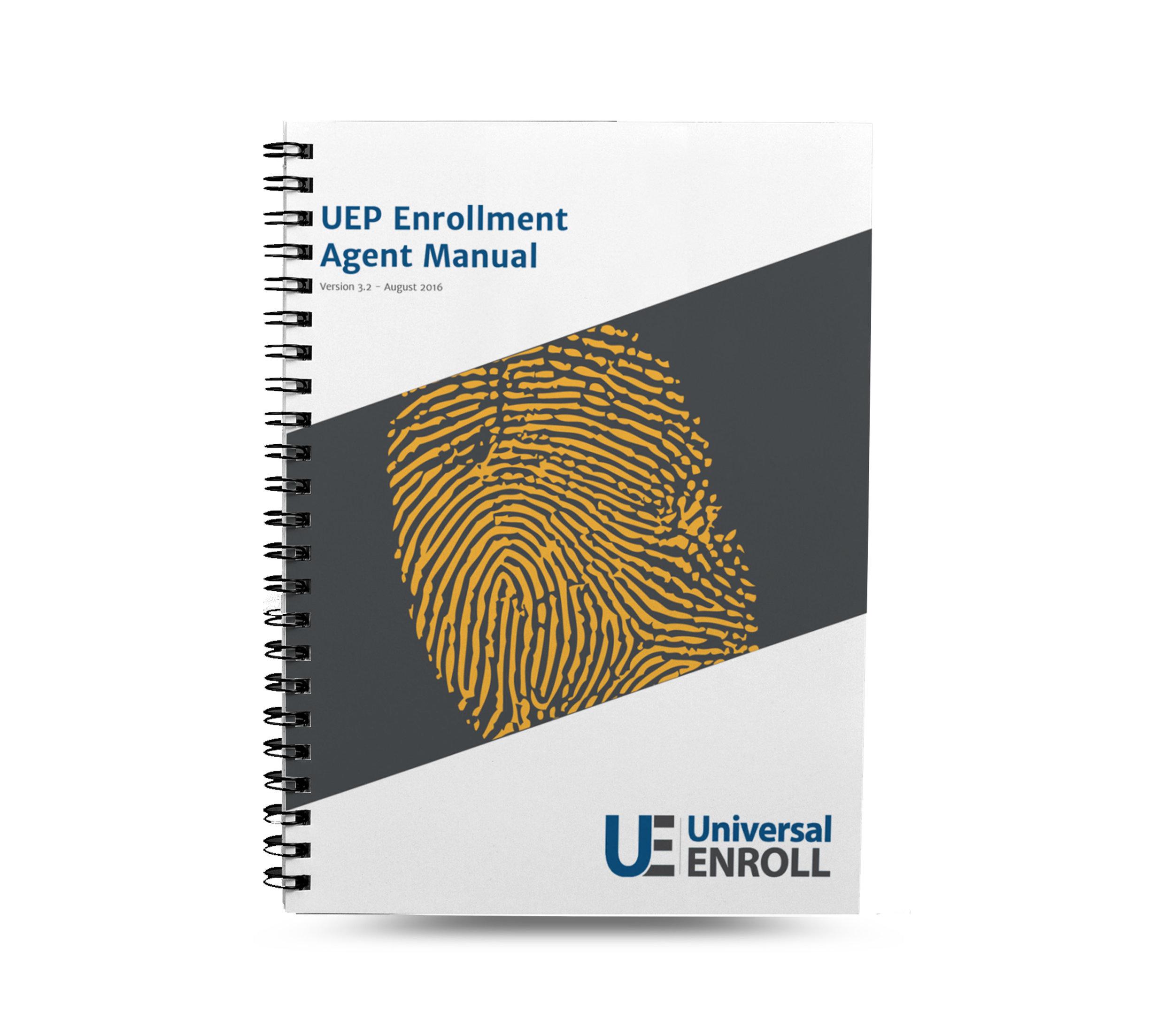 MorphoTrust USA | UEP Training Manual Redesign