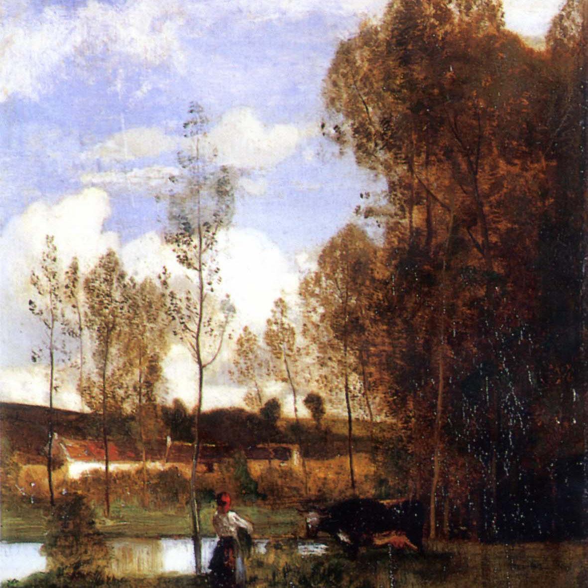 """Lavielle - """"Landscape by the River"""""""