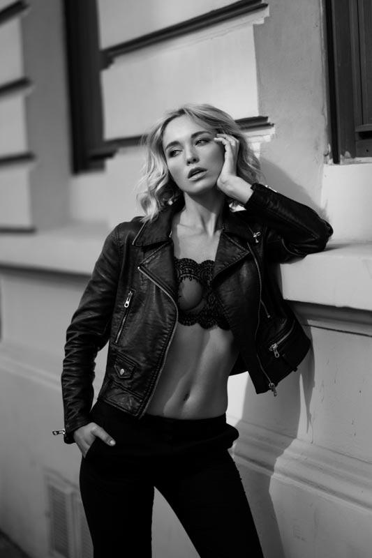 Model: Rebecca Bagnol