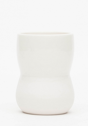 Helen Levi is a photographer and ceramicist based in Brooklyn, New York. She began pottery classes as a child and launched her own brand of ceramics last year, using several kinds of porcelain and clay and focusing on the uniqueness and specialness of each thing that is made by hand.