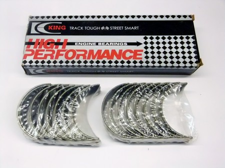 King Rod Bearings for LS engines