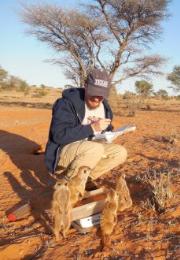 Dimitri Blondel, PhD in Biology, 2013. Now a post-doc at Duke University.