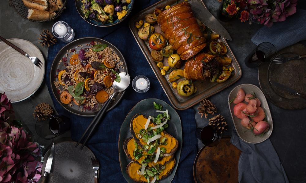 Autumn Harvest Feast