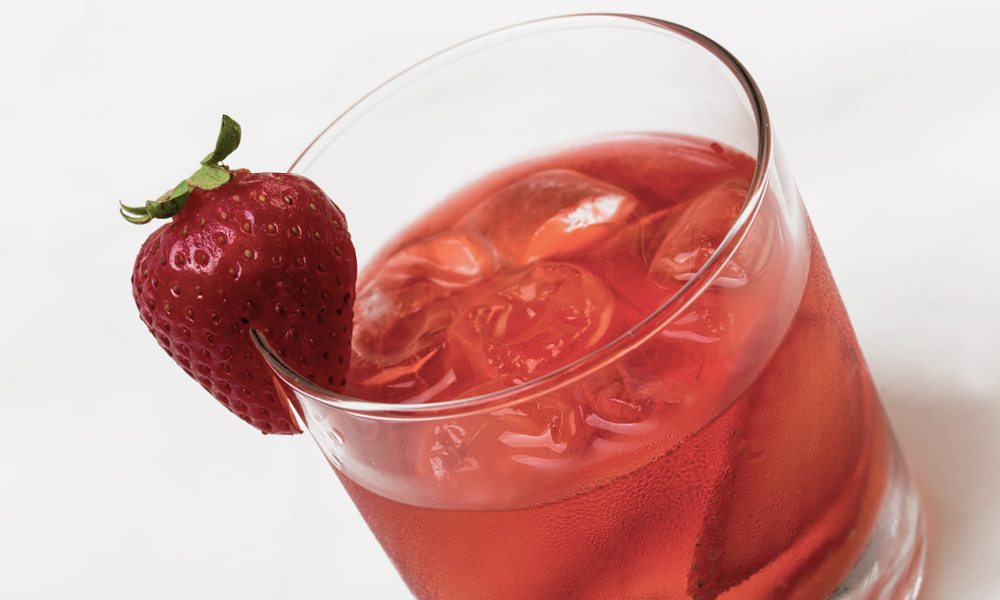 Strawberry Fizz