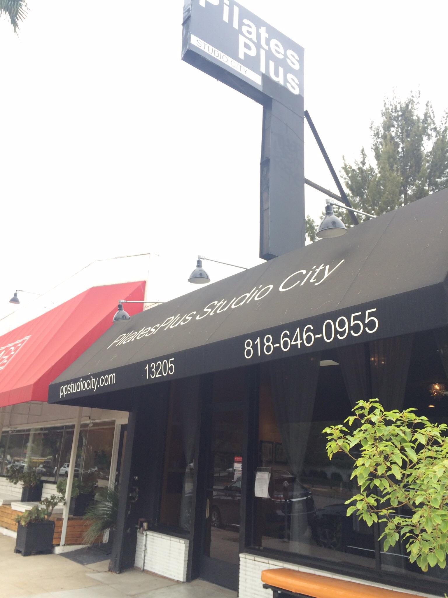 Pilates Plus Studio City located on Ventura Blvd