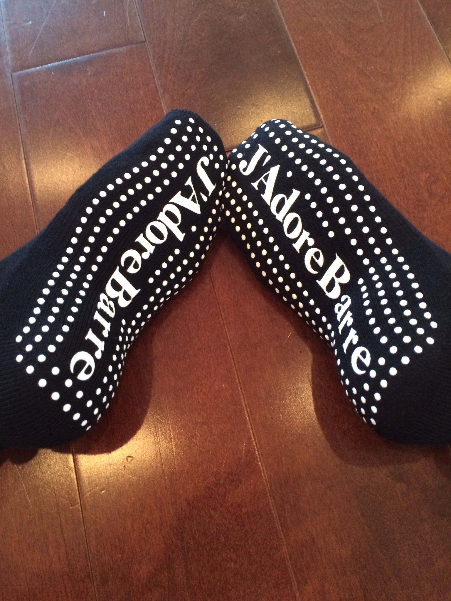 Shout out to my girl, Jennifer for the sock hook up! LOVE.