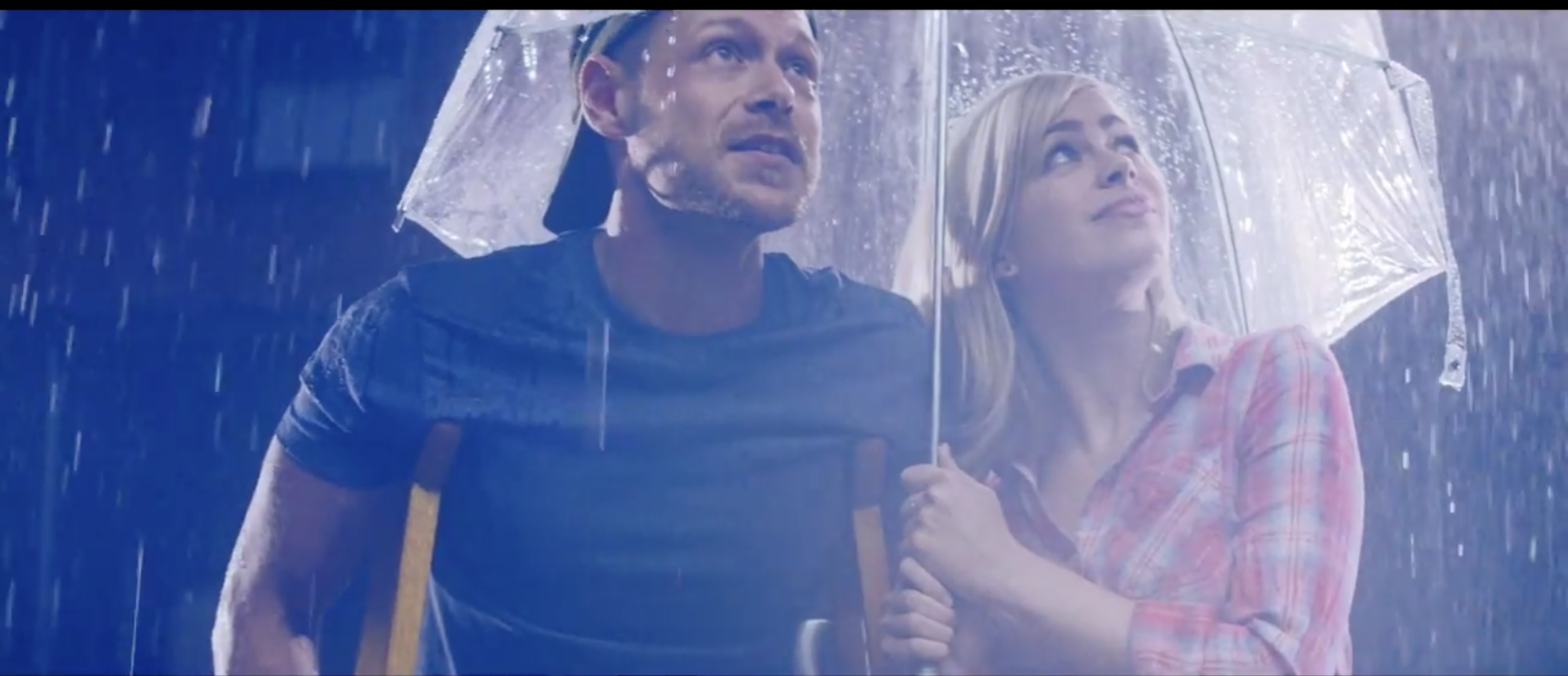 Like I'm Gonna Love You- Meghan Trainor featuring John Legend  More about the experience and other music videos featured on my expanded blog:  www.skyonthefly.com