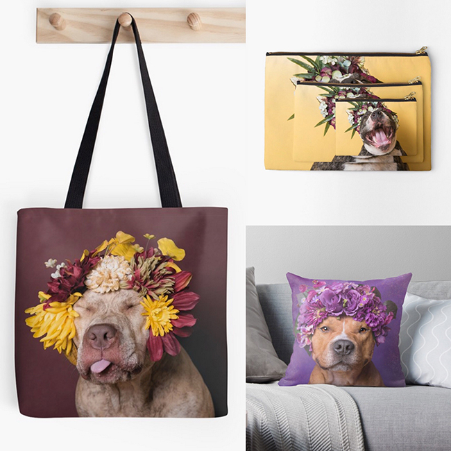 RedBubble collection - Shop a large variety of products featuring my photos. From notebooks to tote bags, zipped pouches, pillows, clothing, mugs, wall clock… Find a perfect gift or treat yourself!