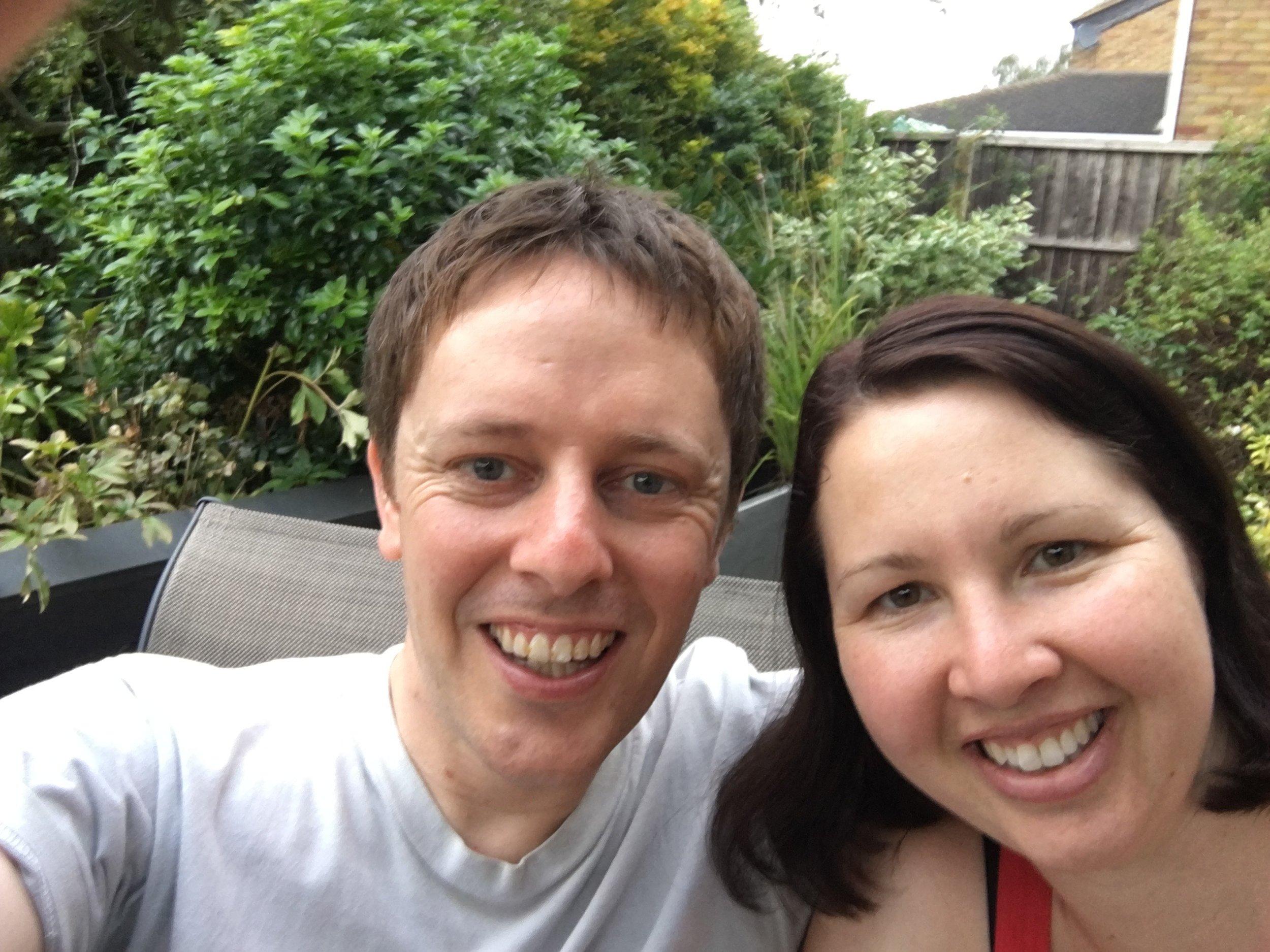 Steve and Anna Boxwell
