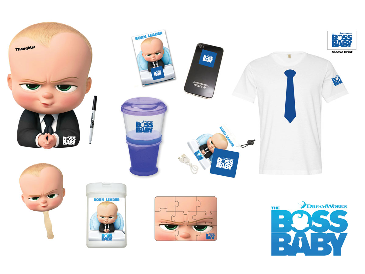 uk store many styles factory outlet Boss Baby® — Be Positive Designs
