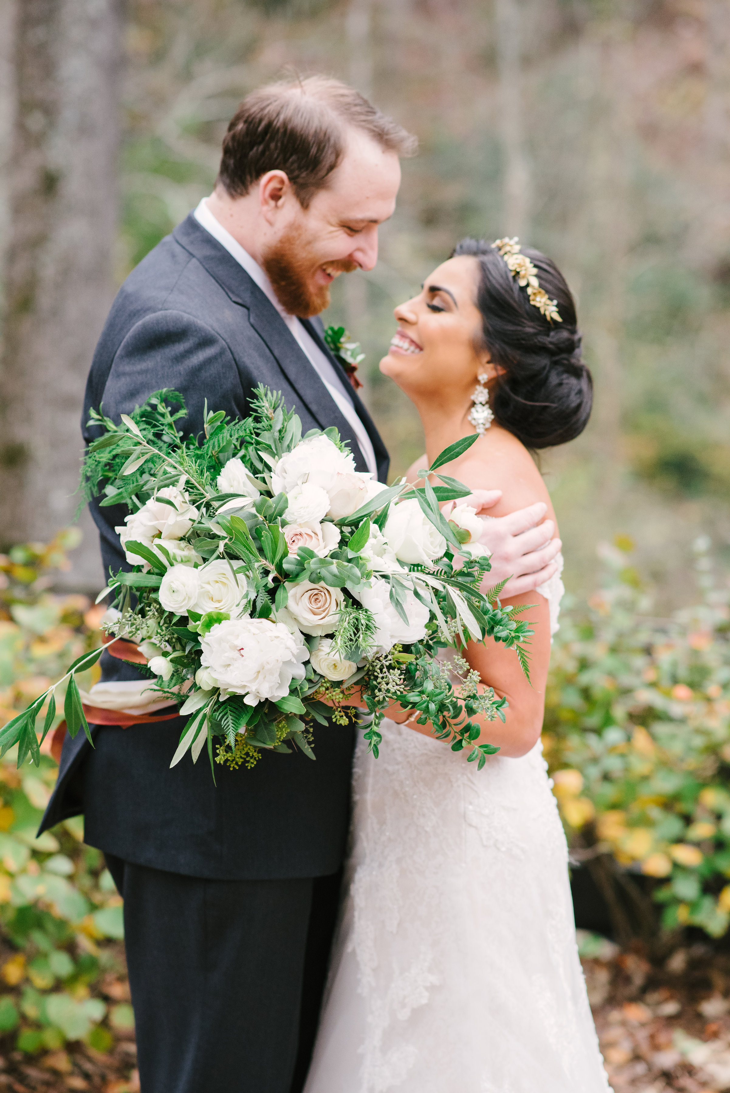 The two lovebirds, Rosalina and Doug. Living happily ever after :) Hair by Renee Locher Makeup and Hair