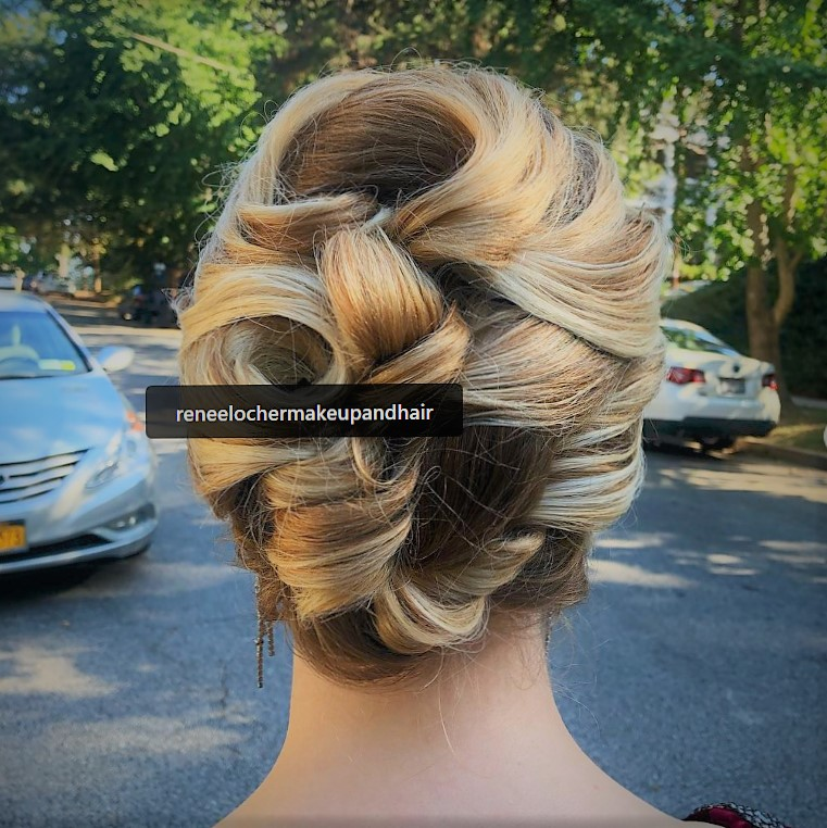 - I had a wonderful experience with Renée this Fall! She gave me the most beautiful, classic up-do for a black tie wedding I attended in October. I received compliments ALL night and felt stunning with my special style! Thank you, Renée, for the wonderful conversation and gorgeous hair!Grace, Musician 11/8/2018