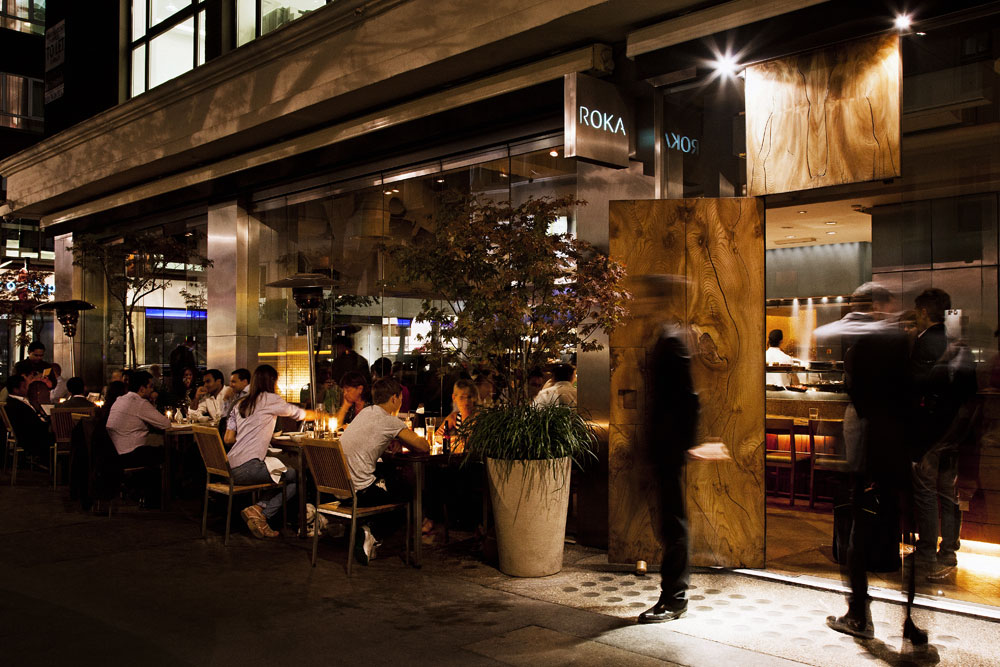 Roka Restaurant, London