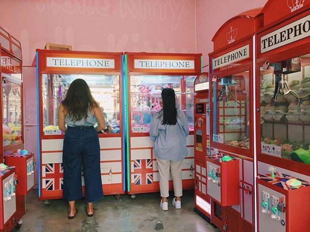 In a few weeks London will be alot closer than these telephone booths.....soon to be London bound @beccabudget 😍😍😍 . . . #travel #igtravel #beautifuldestinations  #digitalnomads  #passionpassport #postthepeople #travelgram #tourism #instago #passportready #wanderlust #ilovetravel #instatravelling #smallmomentsofcalm #mybloominglens #thevisualcollective #instapassport #postcardsfromtheworld #traveldeeper #travelling  #traveltheworld #igtravel #instago #travelpics #wanderer #wanderlust