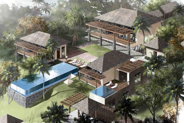 Nukudrau Island Resort