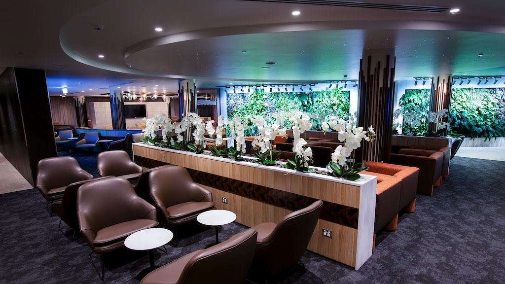 Fiji Airways Premium Lounge, Nadi