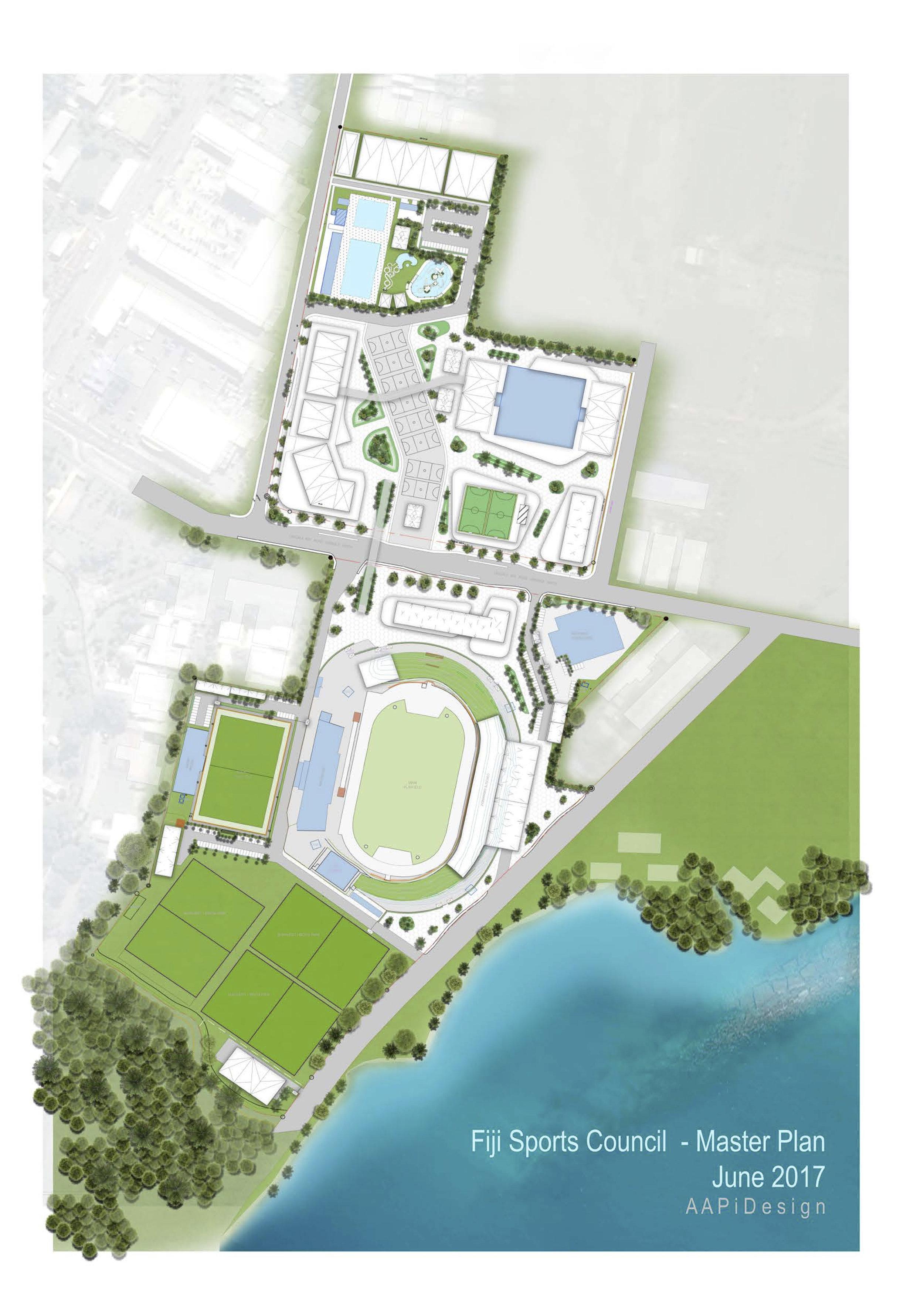 Fiji Sports Council Masterplanning