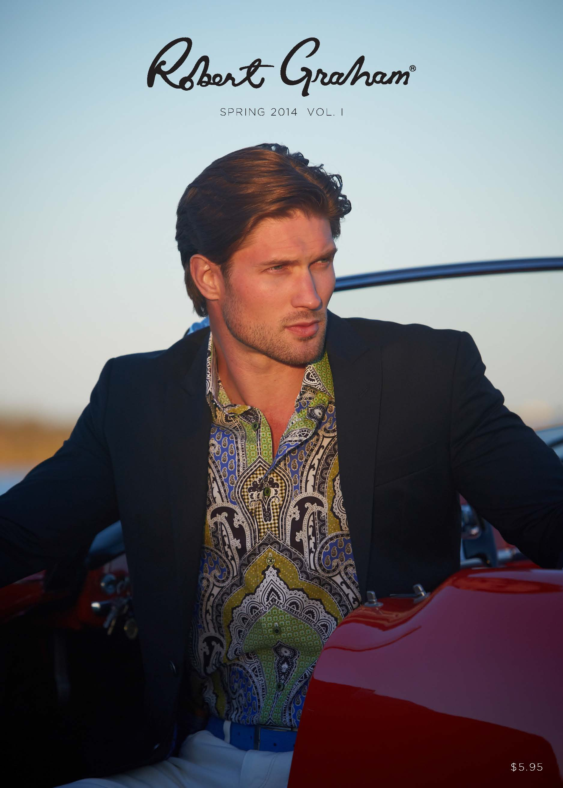 ROBERT GRAHAM - Lookbook