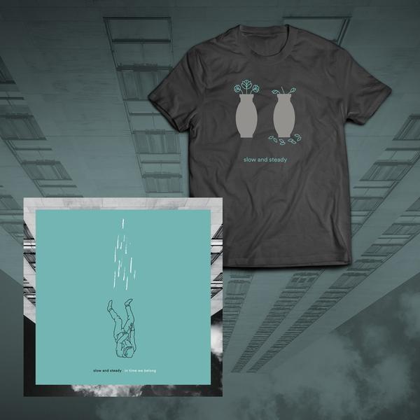 Vinyl/CD and Shirt Bundle