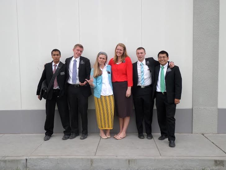 More missionaries!