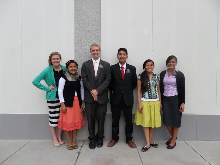 The Airport Ward Missionaries!