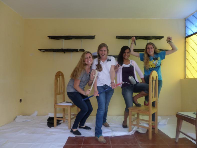 Service fairies!