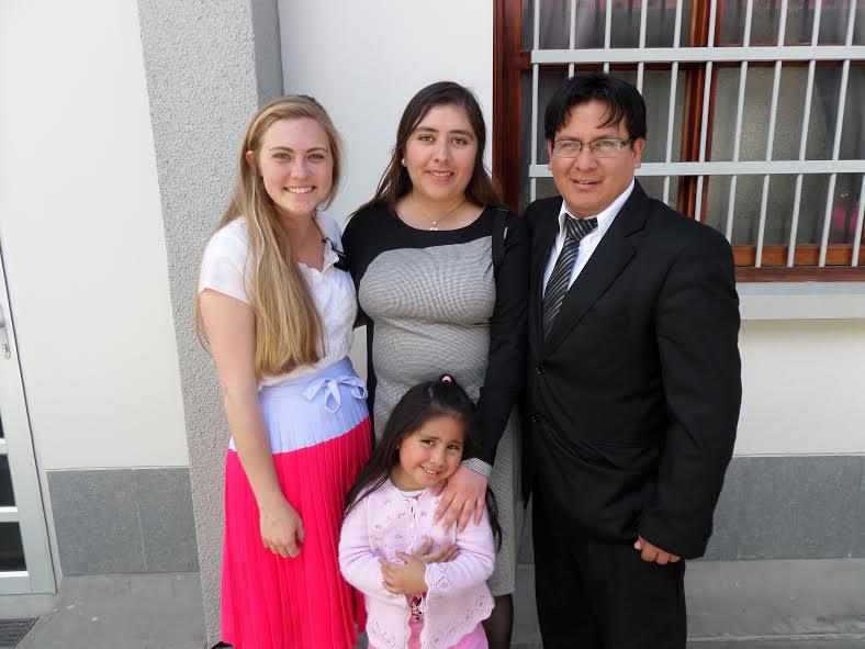 Familia Bringas Chicoma.