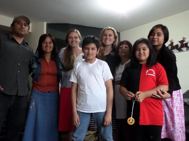 Familia Bringas Castillo.