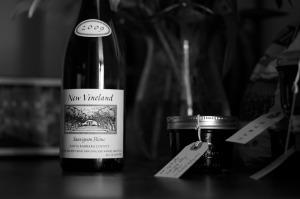 New Vineland Santa Barbara Chardonnay 2009