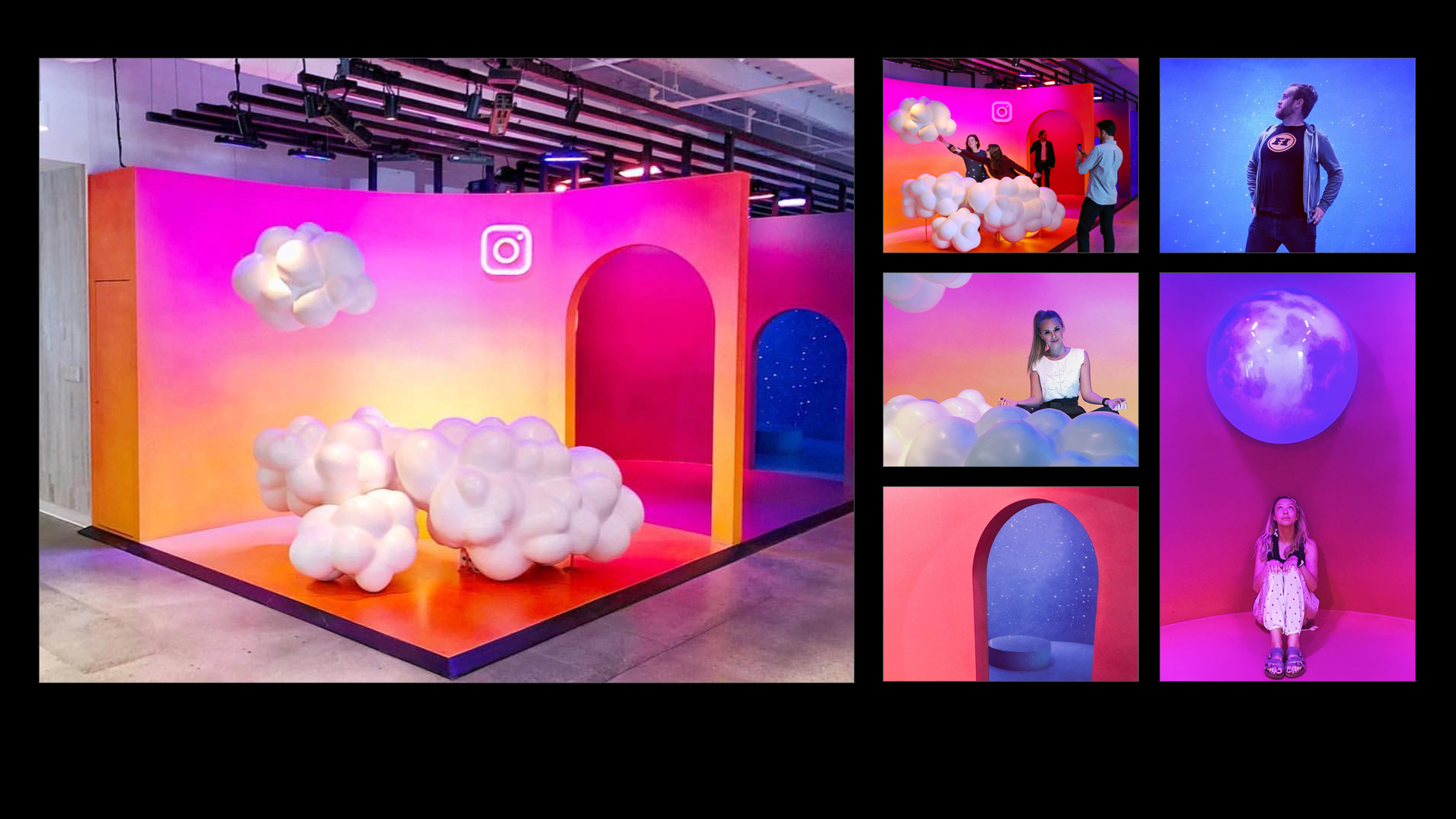 Instagram HQ - Lobby Photo Stop -
