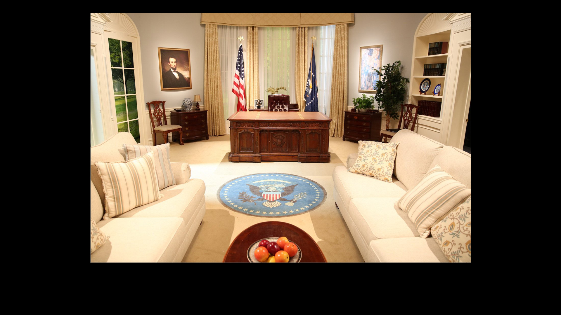 Google - Oval Office Experience -