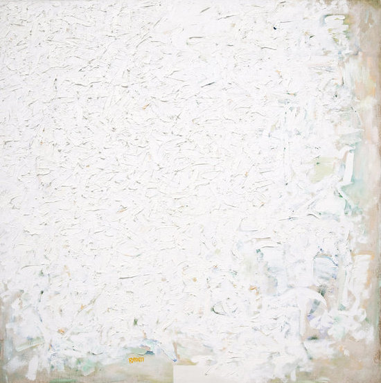 "Robert Ryman, ""Untitled"" (circa 1960) Credit2016 Robert Ryman/Artists Rights Society (ARS), New York; Chang W. Lee/The New York Times"