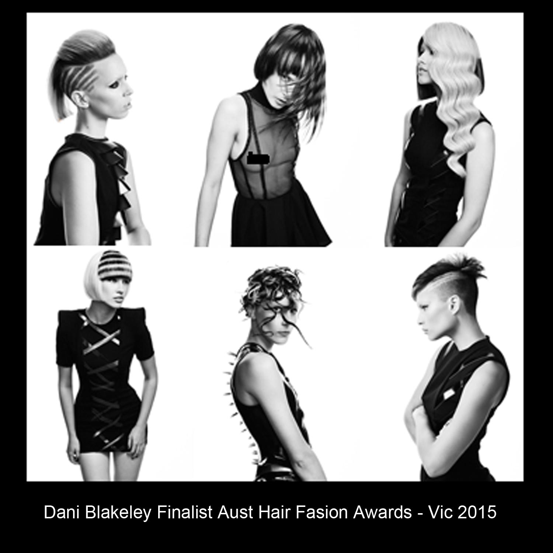 australian hair fashion awards vic 2015