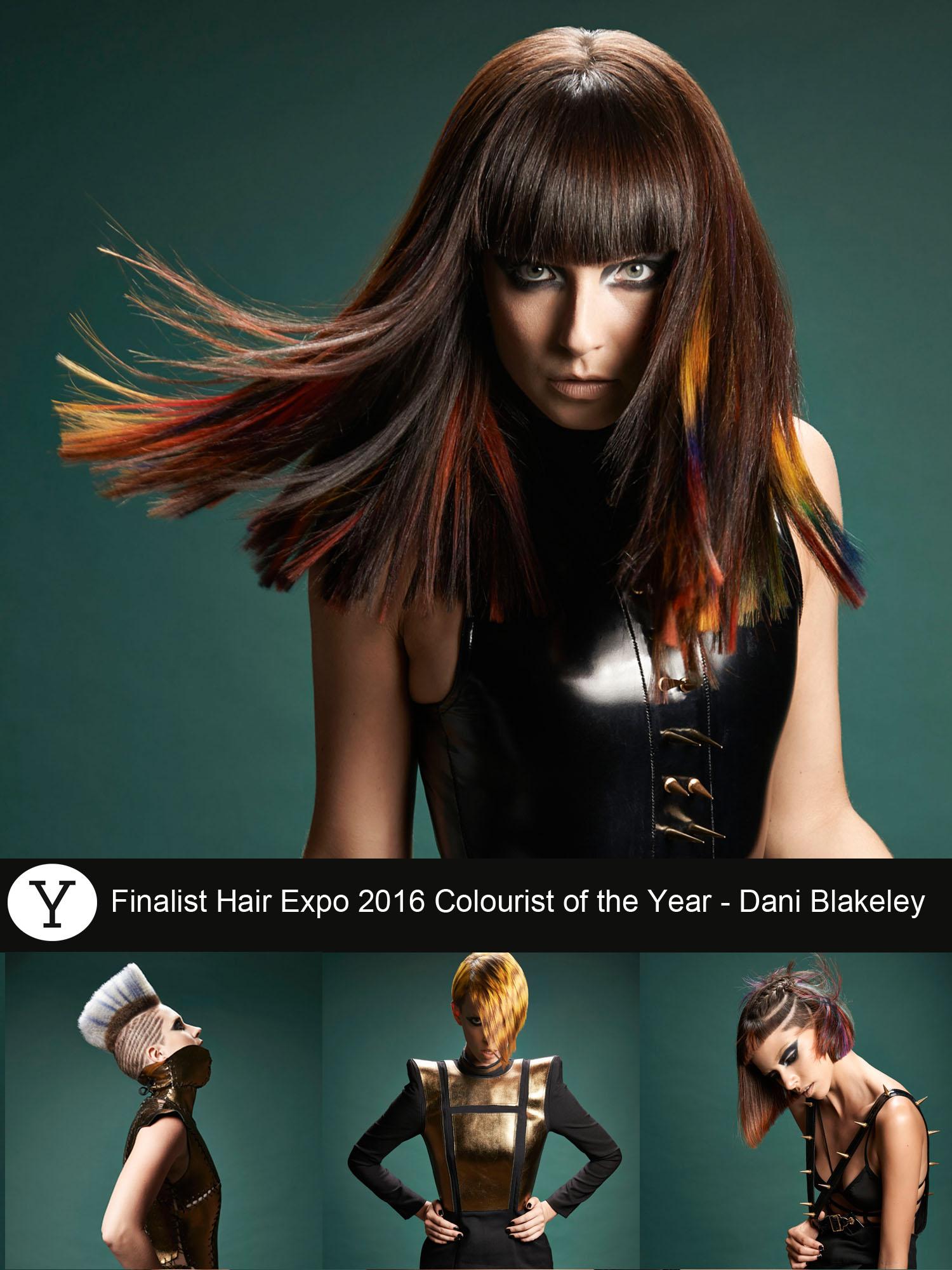yoshiko hair hair expo finalist colorist 2016