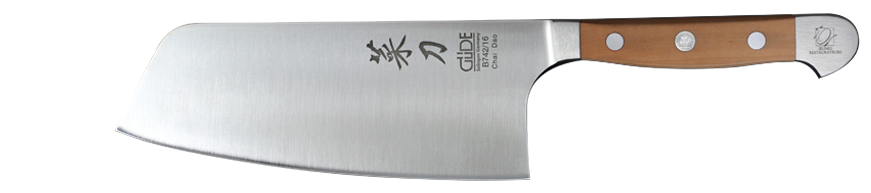 Chinese 16cm Chef's Knife Chai Dao