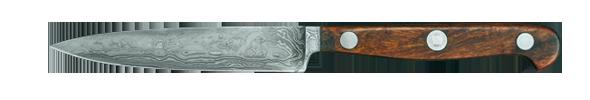 Wild Damascus Pairing Knife