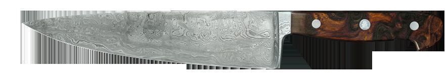 Wild Damascus 18cm Chef's Knife