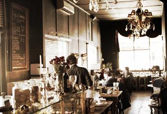 Cafe de Beaumarchais