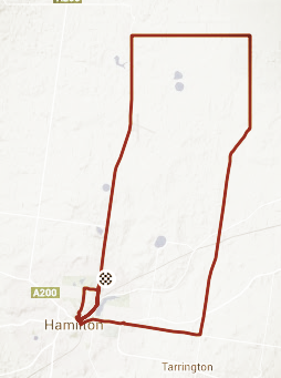 hamilton north ride strava