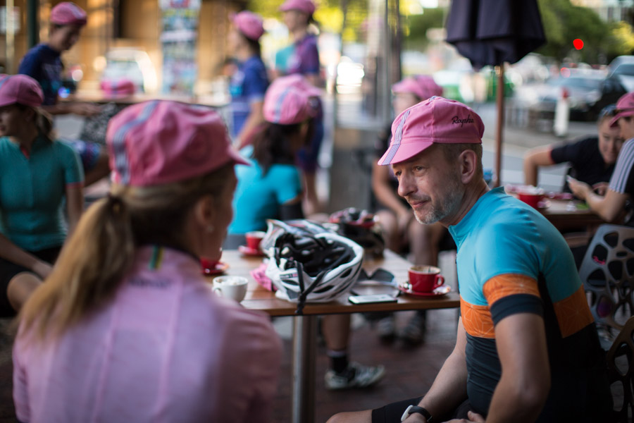 Image supplied by Rapha Australia