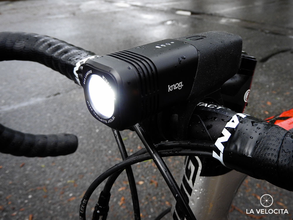 Tons of lumens and a wide beam has made this one of my favourite lights.