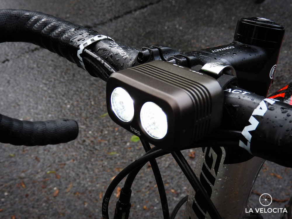 The Blinder 400 has an insane number of light modes