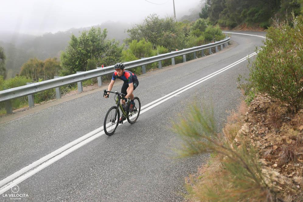 The Slate rolls nice and smooth on sealed roads.Photo Lana Adams /@lanaadams