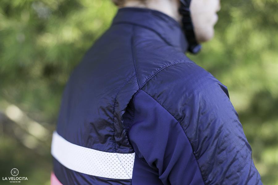 The all-important shoulder vents