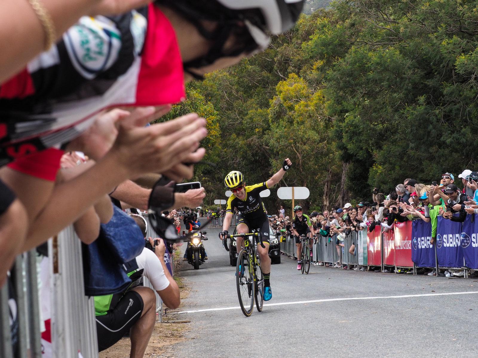 Photo credit: Santos Women's Tour Down Under