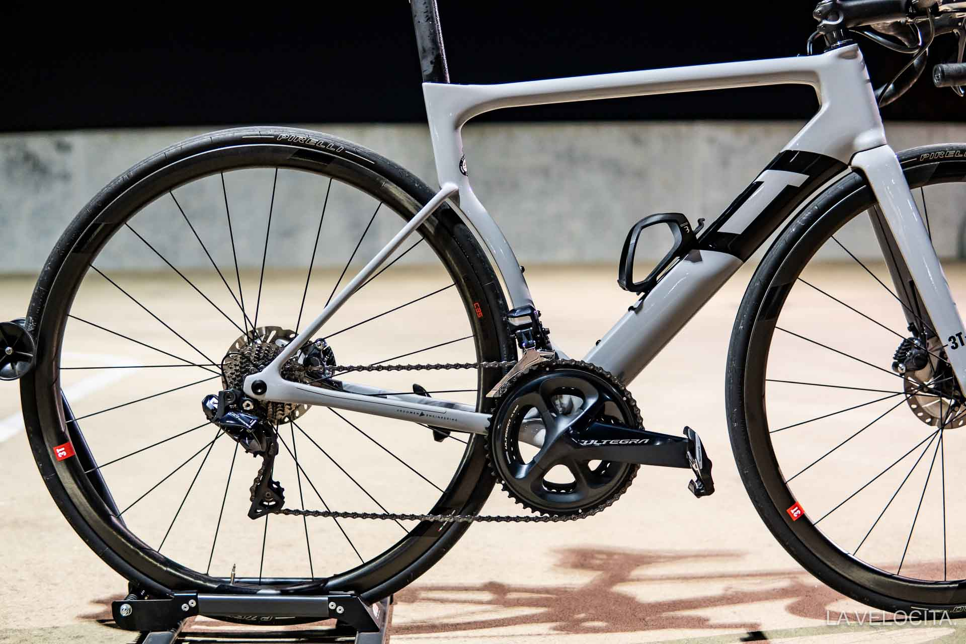 Ultegra Di2 really is superb